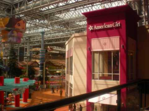 American Girl - Mall of America