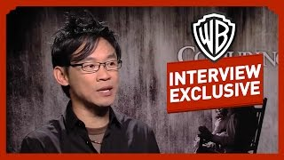 The Conjuring - Interview - Vera Farmiga / Patrick Wilson / James Wan