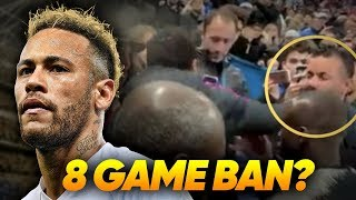 Neymar To Be BANNED For Attacking Fan?! | Euro Round-Up