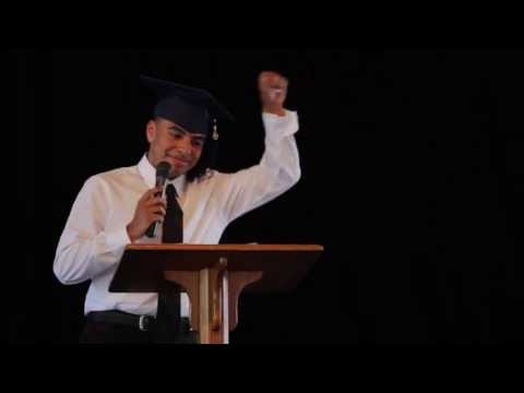 Lighthouse Christian Academy Graduation: Juan Rojas (2012)
