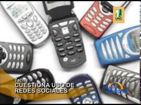 Tacna: Creador del software libre en contra de las redes sociales