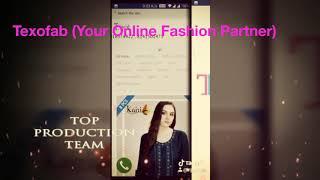 Texofab (Your Online Fashion Partner) shopping website