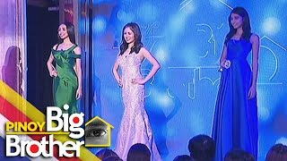 Pinoy Big Brother Season 7 Day 85: Ms Teen PBB Teen 2016 Top 3 Question and Answer Portion