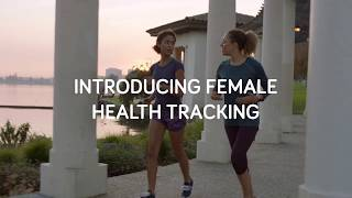 FitBit Versa - Introducing Female Health Tracking