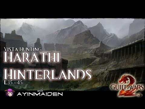 ★ Guild Wars 2 ★ - Vista Hunting - Harathi Hinterlands