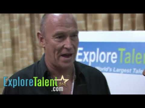 LA Law Corbin Bernsen Psych General Hospital Boston Legal Acting Tips Video