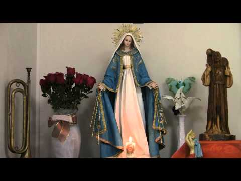 Our Lady of Miracles Virtual Shrine for Prayer & Meditation