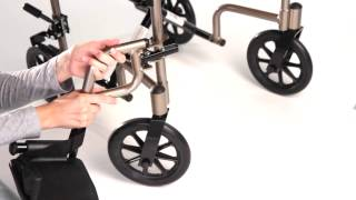NOVA - How to Assemble Your Transport Chair