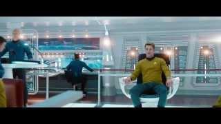 Star Trek Into Darkness: Enterprise Goes into Warp