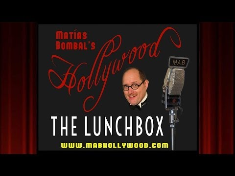 The Lunchbox - Review - Matías Bombal's Hollywood