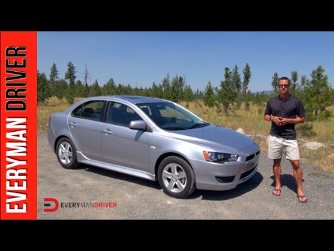 2014 Mitsubishi Lancer   New Car Review   on Everyman Driver