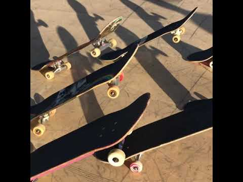Someone Like You - Skateboard Version