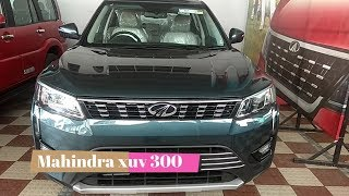 Mahindra XUV300   First Drive Review   AutoMobile BBC