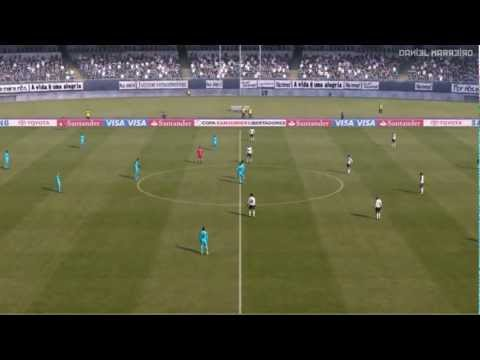 Pes 2013 - Santos X Corinthians 1080p (hd)
