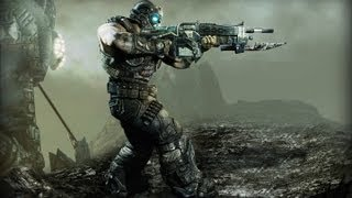 Gears Of War 3 Clay Carmine alternate ENDING