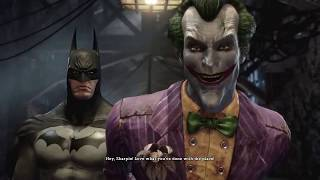 Batman Arkham Asylum Game Movie RTA