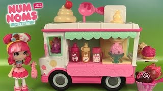 Num Noms Lip Gloss Ice Cream Truck Fabrique de Brillant à lèvres Série 2