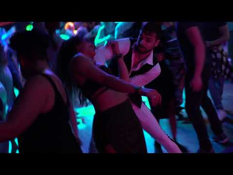 Girl-TBT & Alexis in Social dances at PZC2019 ~ Zouk Soul