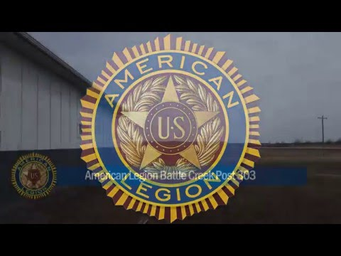 Part III: American Legion Post 303 March 29, 2016 Walk-Through