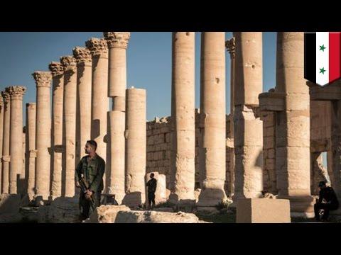 ISIS invasion captures ancient UNESCO city of Palmyra, Syria - TomoNews