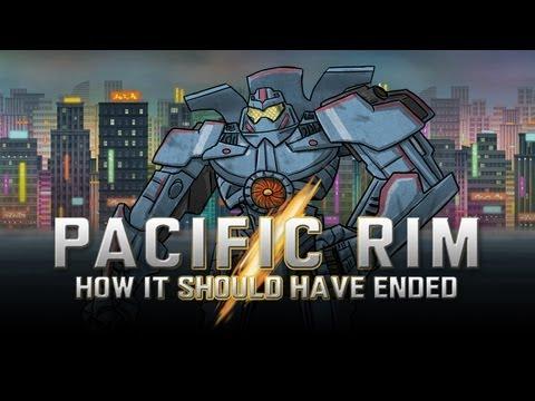 Jak měl skončit Pacific Rim – Útok na Zemi