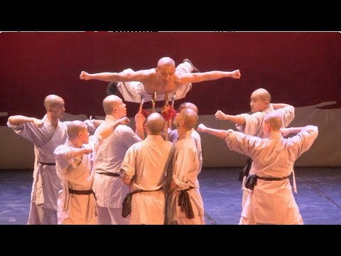 """Shaolin"" Tops Popular Chinese Word List Among Foreigners"