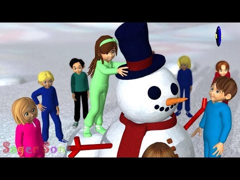 Winter Preschool Song - Wintertime is Here - Kids Song
