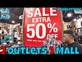 Outlet Mall Vlog | Charlotte NC | CIAA Weekend