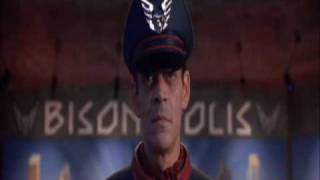 M.Bison's Bisonopolis Speech