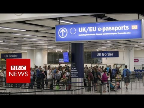 Brexit: UK-EU freedom of movement 'to end in March 2019'- BBC News
