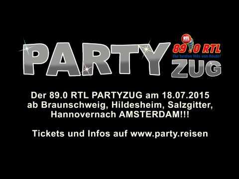 Der Radio-Spot zum 89.0 RTL PARTYZUG nach Amsterdam!