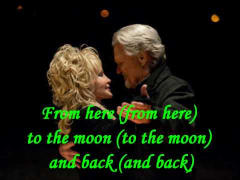 From Here to the Moon and Back (with lyrics) - Joyful Noise - Dolly Parton