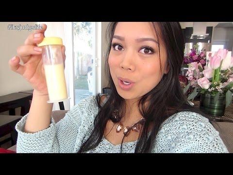 Producing Breast Milk! - March 12, 2014 - Itsjudyslife Vlog video