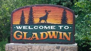 Tour of Gladwin and My Old House