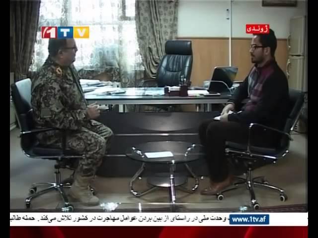 1TV Afghanistan Pashto News 16.12.2014