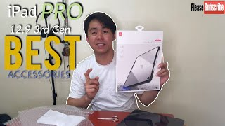 iPad PRO 12.9 BEST ACCESSORIES UNBOXING!!!