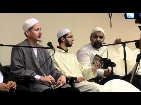 Qasida Burdah With Ustadh Yahya Rhodus, Imam Faraz Rabbani And Sidi Nader Khan, Toronto, 9 22 video