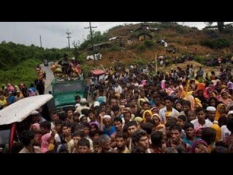 Bangladeshi PM asks Burma to take back refugees