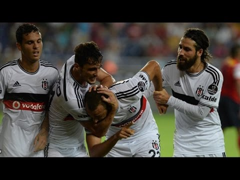 Mersin İdman Yurdu vs Besiktas 0-1 (30.08.14 All Goals and Highlights HD)