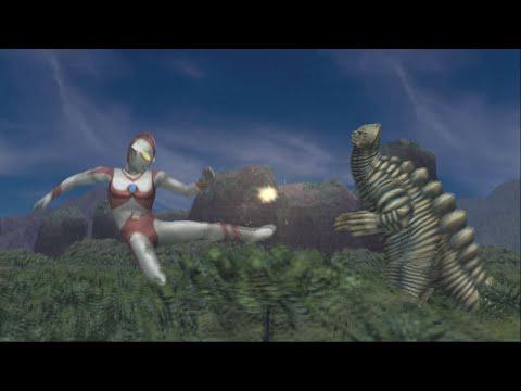 Ultraman 80 Vs Red King ✧Battle Mode Ultraman FE∃ ★Play ウルトラマン FE3