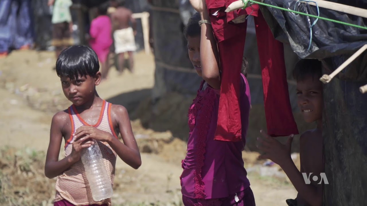 Effort Underway in Bangladesh to Reunite Rohingya Families
