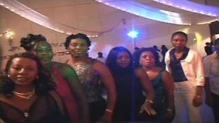 Cameroon Dance, MECUDA - USA  2008 Convention Highlights - Part ONE