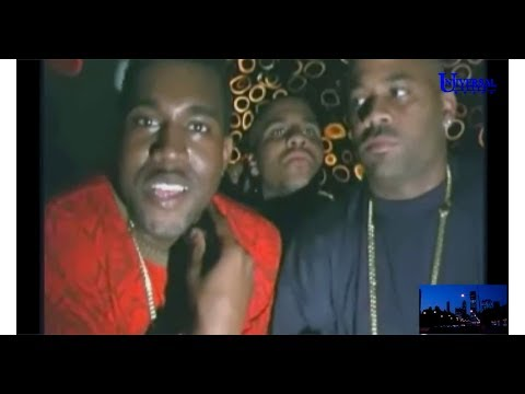 Exclusive!!!! Kanye West and Damon Dash The Champions Together!!!