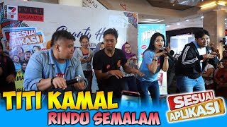 Serunya Belajar Menari Rindu Semalam Bersama Titi Kamal Di M G Film Sesuai Aplikasi Part 2