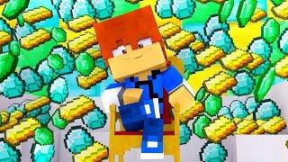 Minecraft Daycare - RICHEST KID EVER !? (Minecraft Roleplay)