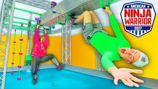 $10,000 NINJA WARRIOR CHALLENGE (PART 2)