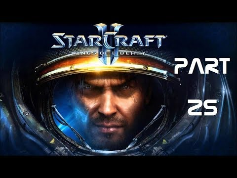 Starcraft 2 Wings of Liberty Part 25 - No commentary