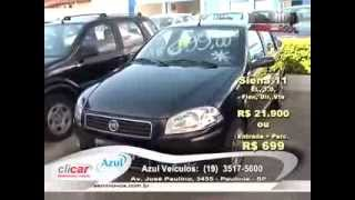 Carros Seminovos - Portal Auto Shop - PGM 47 Net - Azul Veículos