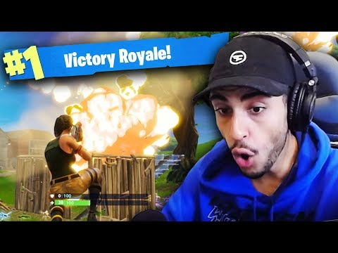 WE FINALLY WON!! FORNITE BATTLE ROYALE (FAZE GAMING HOUSE)
