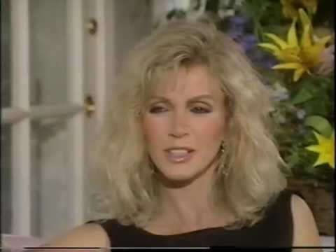 Donna Mills interview on